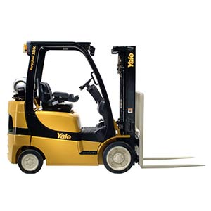 hire hyster h25odx