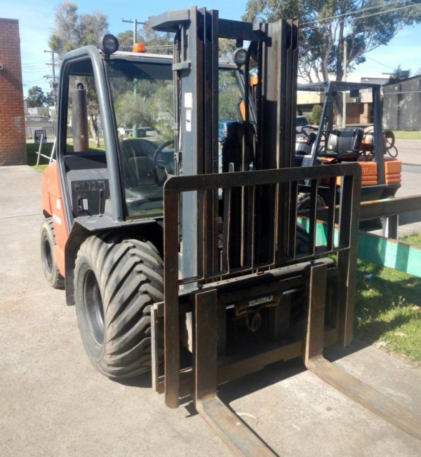 Manitou MS130 Rough Terrain Forklift