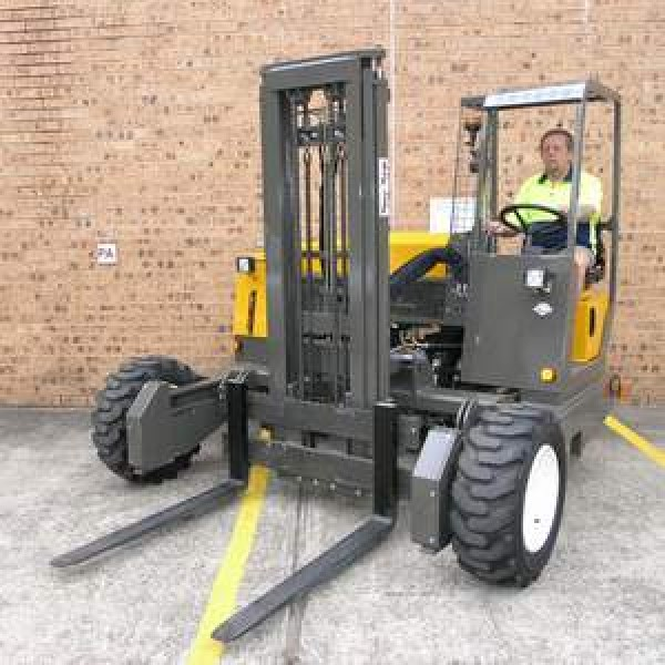 Forklift Model TR-25 Transretract